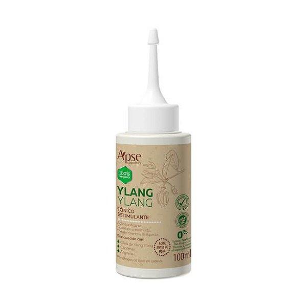 Tônico Estimulante Ylang Ylang 100ml - Apse