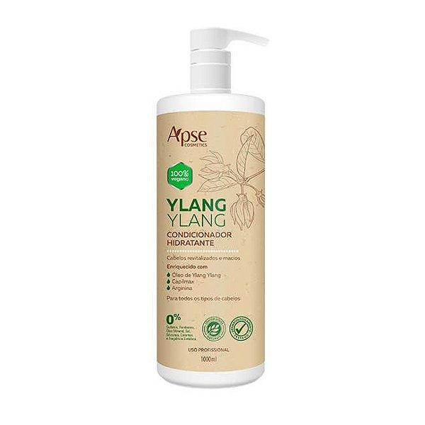 Condicionador Hidratante Ylang Ylang 1L - Apse