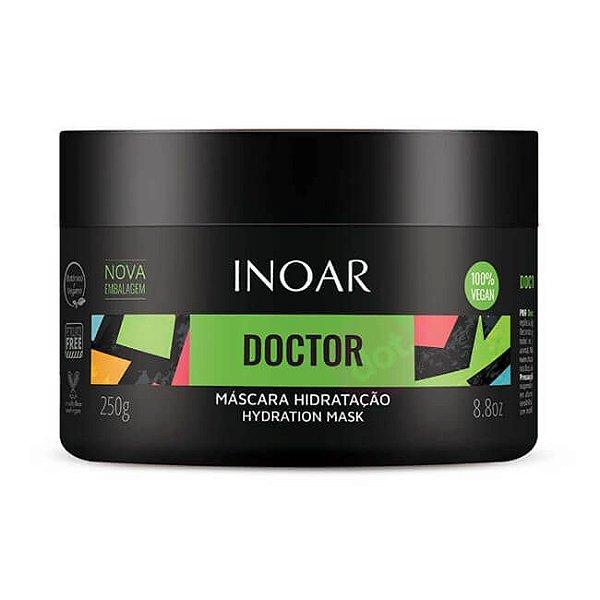 Inoar Doctor H - Máscara Hidratação - 250g