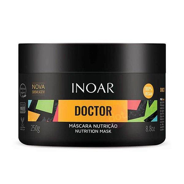 Inoar Doctor N - Máscara Nutrição - 250g