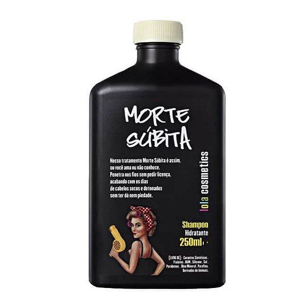Shampoo Hidratante Morte Súbita - 250ml - Lola Cosmetics