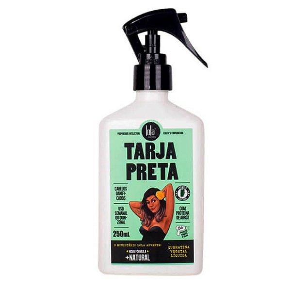 Tarja Preta - Queratina Vegetal Líquida 250ml - Lola Cosmetics