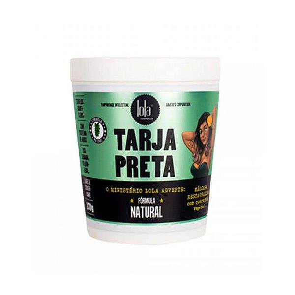 Tarja Preta - Máscara Restauradora Queratina Vegetal 230g - Lola Cosmetics