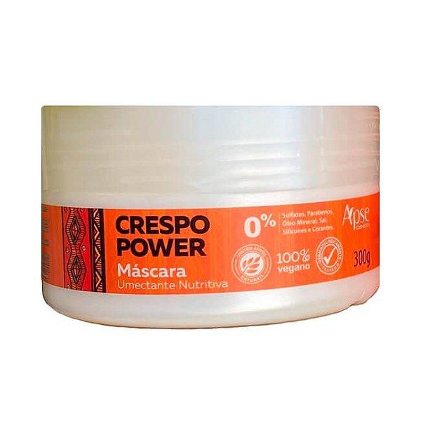 Máscara Crespo Power África 300g - Apse