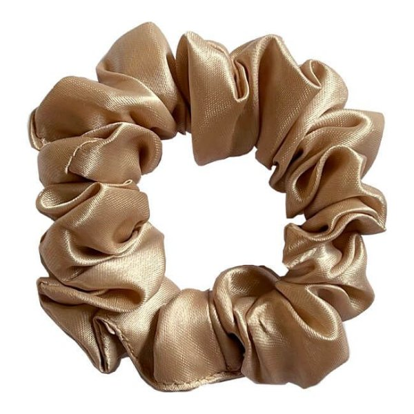 Xuxinha de Cetim Gold - Turban