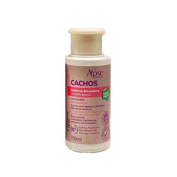 Gelatina Cachos 100mL - Apse