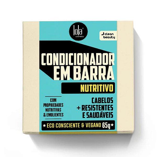 Condicionador em Barra Nutritivo 65g - Lola Cosmetics