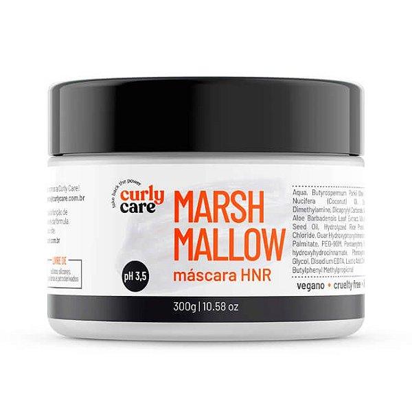 Marshmallow Máscara HNR 300g - Curly Care