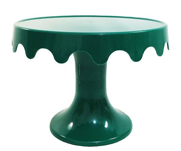 Boleira desmontável Verde (28 cm)