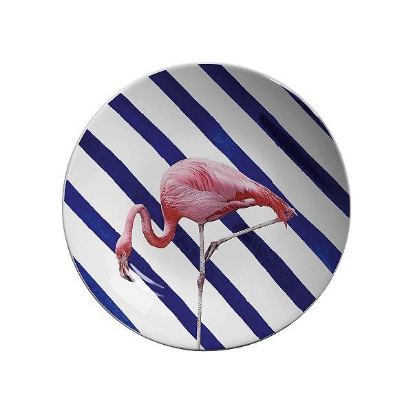 Prato/Bowl Flamingo - 20 cm (2 unidades)