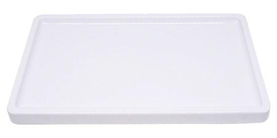 Bandeja para doces - Branca (30x18x2cm)