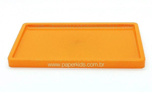 Bandeja para doces - Laranja (30x18x2cm)