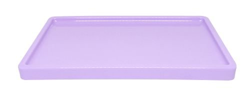 Bandeja para doces - Lilás (30x18x2cm)