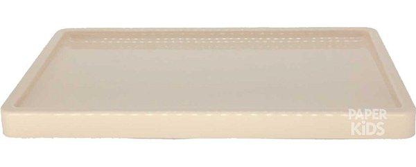 Bandeja para doces - cor Nude (30x18x2cm)