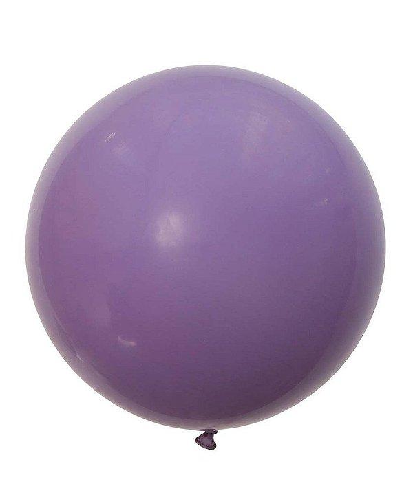 """Balão gigante 36"""" - Lilás (unidade)"""