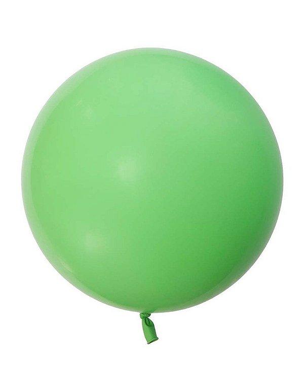 """Balão gigante 36"""" - Verde Lima (unidade)"""