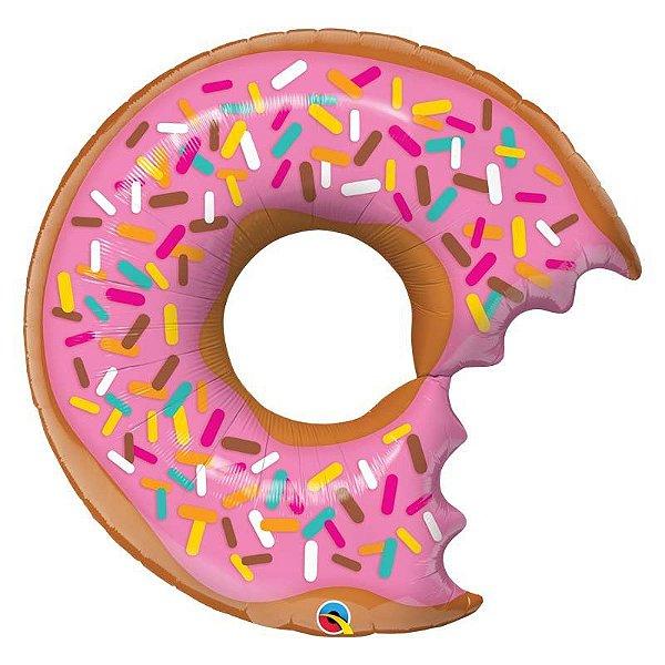 """Balão gigante Qualatex 36"""" - Donut (unidade)"""