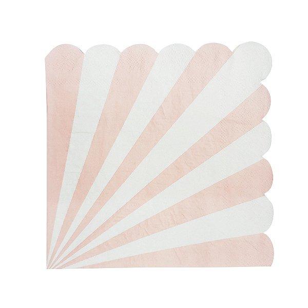 Guardanapo de papel Rosa - 33cm (20 unidades)