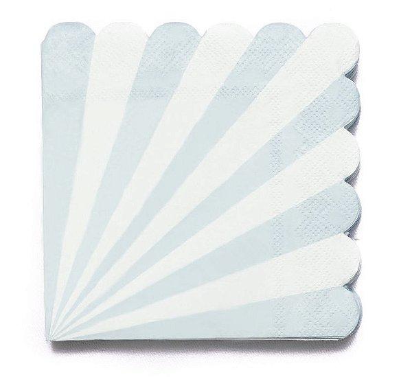 Guardanapo de papel Azul - 33cm (20 unidades)