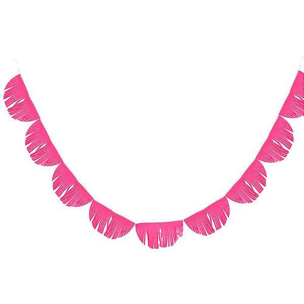Guirlanda Franjas - Pink (3 metros)