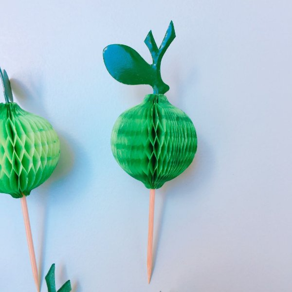 Pick 3D - Limão (6 un)
