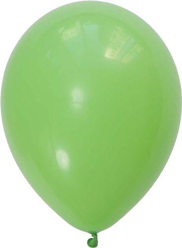"""Balão 11"""" látex - Verde Lima (unidade)"""