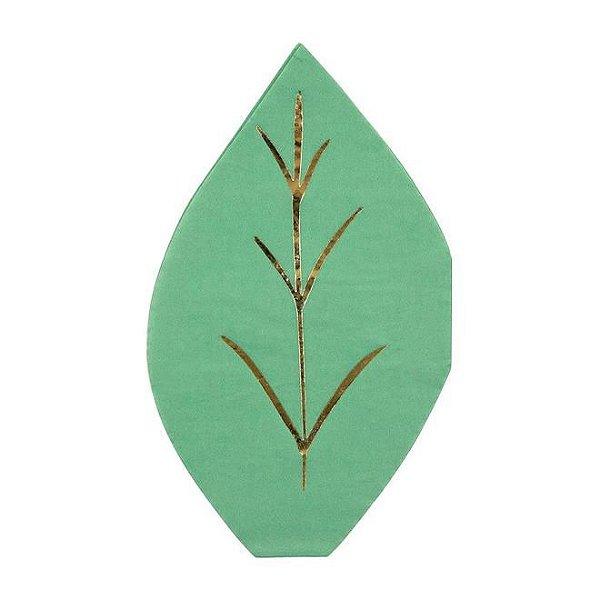 Guardanapo Folha Verde - Meri Meri (16 unidades)