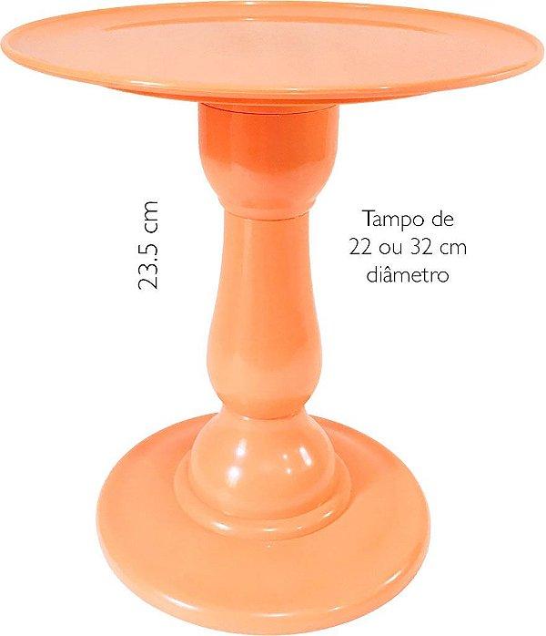 Boleira 23.5 cm altura - Papaia (escolha o tampo)