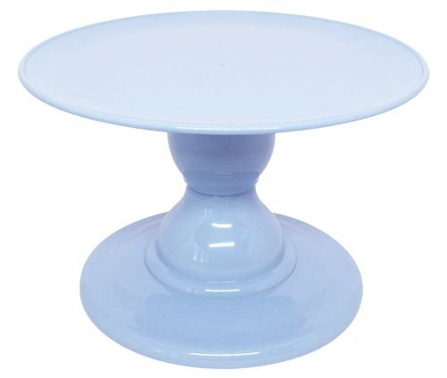 Boleira Azul Candy - (13.5 cm h x 22cm)