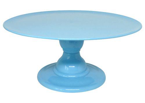 Suporte para doces - Azul Céu (13.5 cm h x 32 cm)