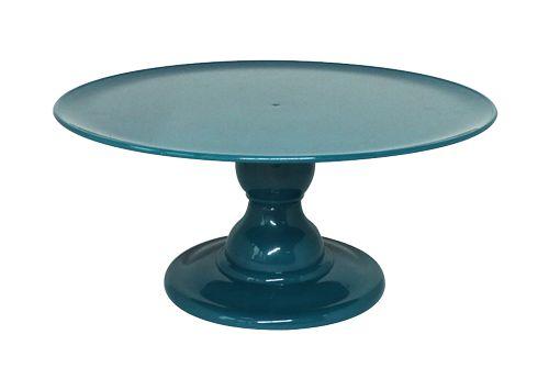 Suporte para doces - Verde Esmeralda (13.5 cm h x 32 cm)