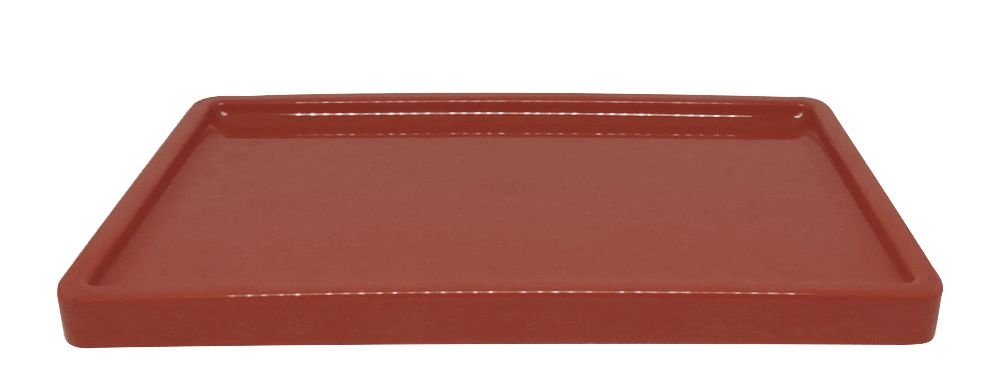 Bandeja para doces - Terracota (30x18x2cm)