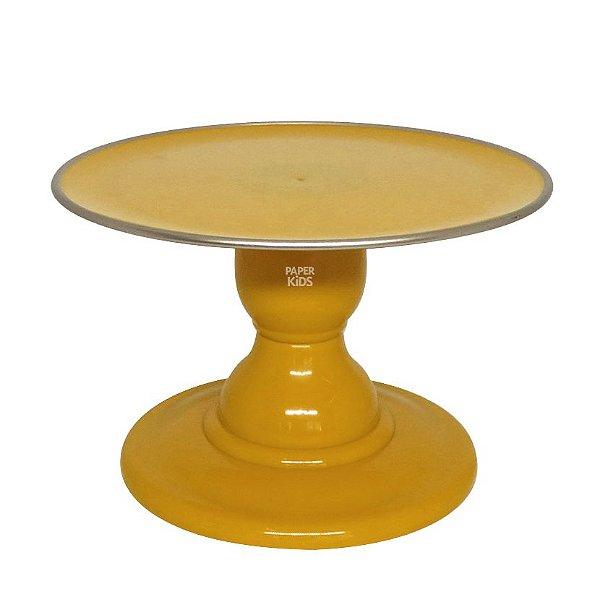 Boleira Mostarda - Filete Dourado (13.5 cm h x 22cm)