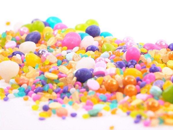 Confeito para Bolo - Carnivale Sprinkles  (105 gramas)