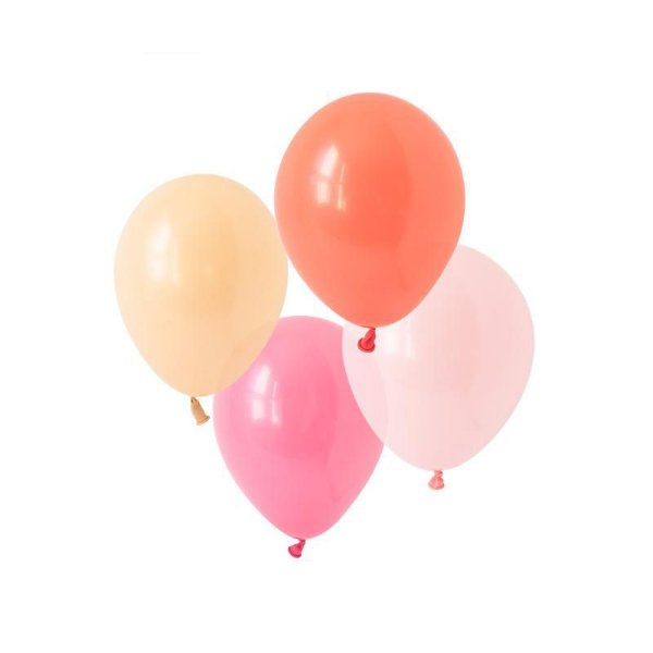 """Kit Balões látex 11"""" Charme - 4 cores (8 unidades)"""