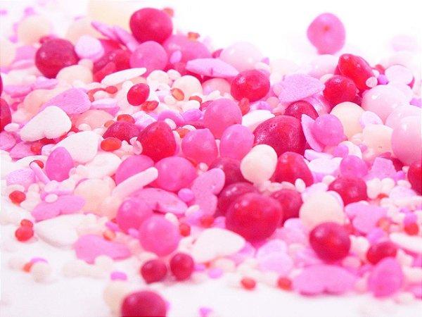 Confeito para Bolo - XOXO Sprinkles (90 gramas)