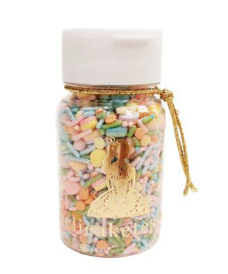Confeito/ Sprinkle de Páscoa - Egg Hunt (90 gramas)