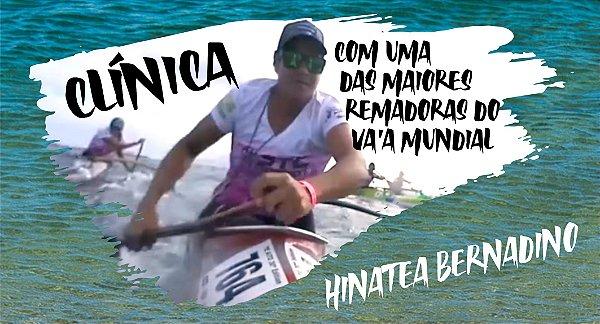 Clínica de Va'a (V6) com HINATEA BERNADINO - 06/12/2019