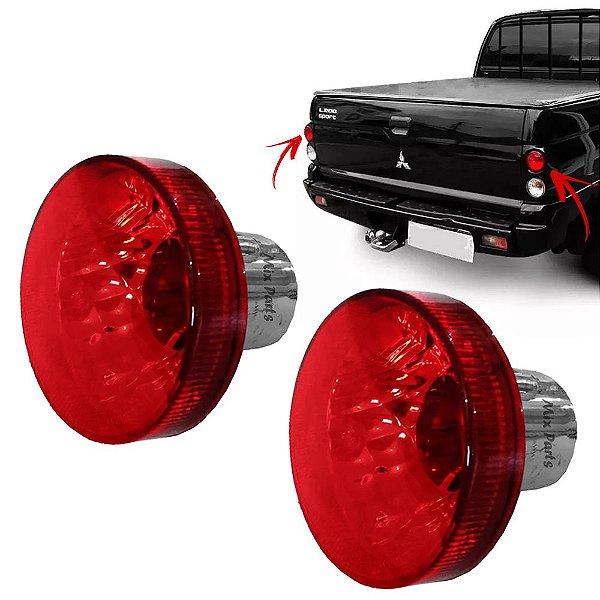 Lanterna Traseira Vermelha L200 2004 a 2012