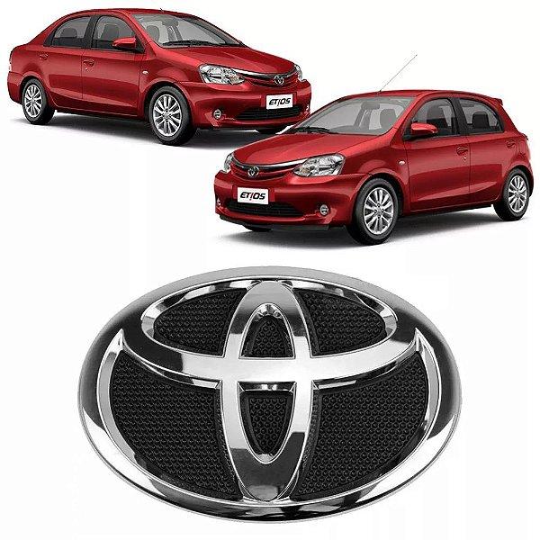 Emblema Da Grade Toyota Etios 2012 a 2016