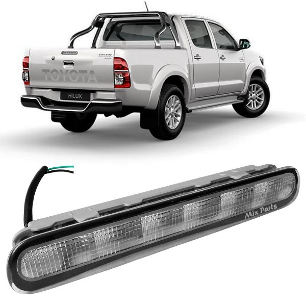 Brake Light da Tampa Traseira Hilux 2012 a 2015