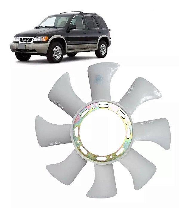 Helice Do Radiador Kia Sportage 2.0 8v Turbo Diesel 1999 A 2003