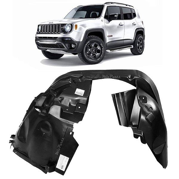Parabarro Dianteiro Protetor Jeep Renegade 2015 a 2020