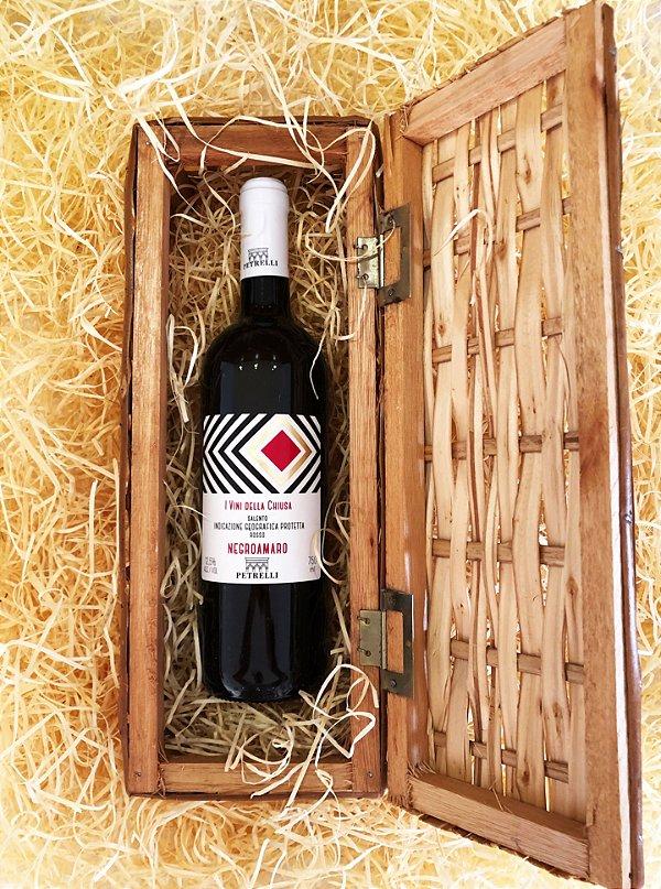 Caixa Vinho Negroamaro