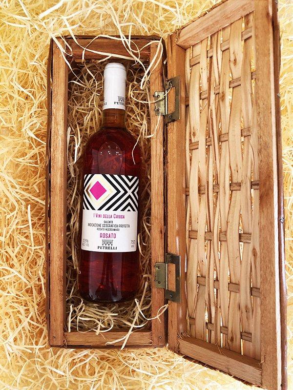 Caixa Vinho Rosato Rosé