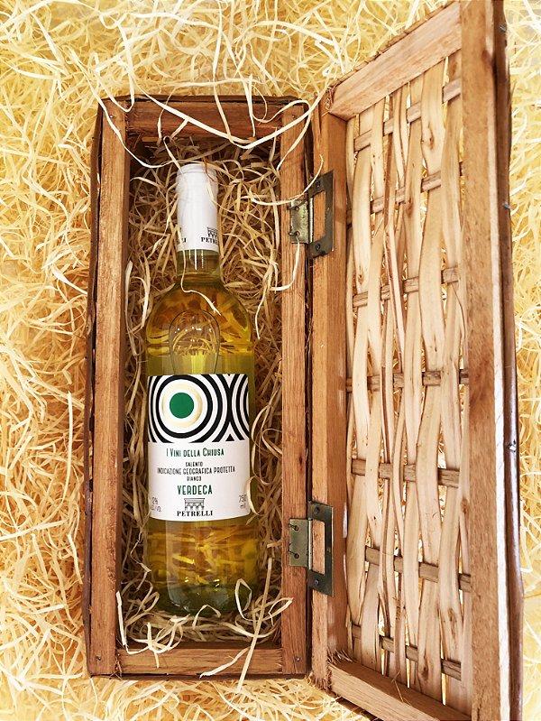 Caixa Vinho Verdeca Branco