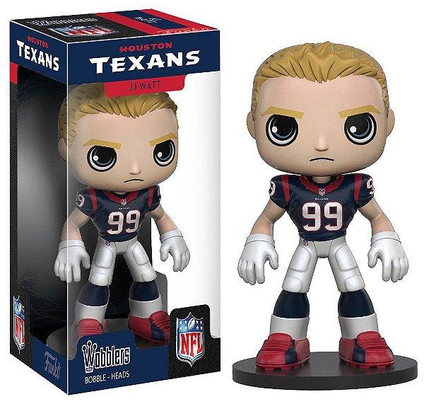 319dff659 Funko POP Wobbler NFL JJ Watt Houston Texans - Turnover Store ...