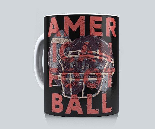 328f2e03c8 Caneca Futebol Americano - American Football - Turnover Store ...