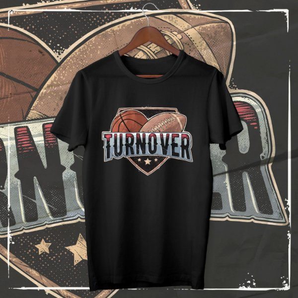 Camiseta Futebol Americano - Turnover - Turnover Store - Revendedor ... fc6d791b665a1