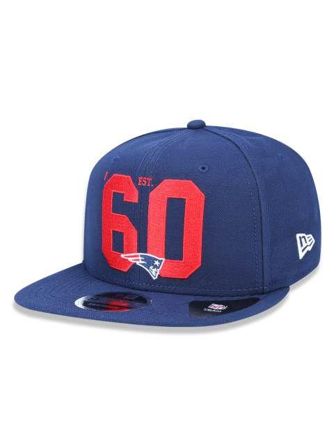 978b23b19abb2 Boné Aba Reta New Era NFL New England Patriots - 950 Of Sn Sports Vein Year